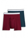 Deals List: Jockey Mens Pouch Boxer Brief 2 Pack Underwear Boxer Briefs cotton blends