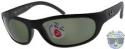 Deals List: Ray-Ban Predator Sunglasses RB4033 601S48 Black | Green G-15 Polarized Lens 60mm