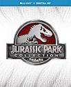 Deals List: Jurassic Park Collection: Jurassic Park The Lost World Jurassic Park Jurassic Park III Jurassic World (Blu-Ray + Digital HD)