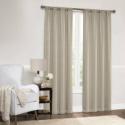 Deals List: Mainstays Dotted Room Darkening Curtain Panel 42x54-in