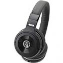 Deals List: Audio-Technica ATH-WS99BT Solid Bass Wireless Headphones w/Mic