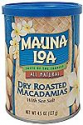 Deals List: Mauna Loa Macadamias, Dry Roasted with Sea Salt, 4.5 oz