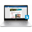 """Deals List: HP - Pavilion x360 2-in-1 14"""" Touch-Screen Laptop - Intel Core i5 - 8GB Memory - 128GB Solid State Drive - Silk Gold with Natural Silver,  14M-BA114DX"""