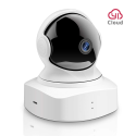 Deals List: YI Cloud Home Camera, 1080P HD Wireless IP Security Camera Pan/Tilt/Zoom Indoor Surveillance System with Night Vision, Motion Detection and Baby Crying Detection, Remote Monitor with iOS, Android App