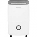 Deals List: Frigidaire 70-Pint Dehumidifier with Effortless Humidity Control, White