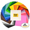 Deals List: Permanent Adhesive Backed Vinyl Sheets By PrimeCuts USA