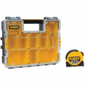 Deals List: DEWALT 10-Compartment Deep Pro Small Parts Organizer w/Tape