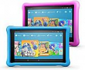 """Deals List: All-New Fire HD 10 Kids Edition Tablet Variety Pack, 10.1"""" 1080p Full HD Display, 32 GB, Blue/Pink Kid-Proof Case"""