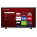 Deals List: TCL 55S401 55-inch 4K HDR Roku Smart LED TV Refurb