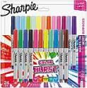 Deals List: 24-ct Sharpie 1949558 Color Burst Permanent Markers