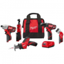 Deals List: Milwaukee M12 12-Volt Lithium-Ion Cordless Combo Kit 5-Tool
