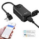 Deals List: Benuo Wifi Outdoor Smart Outlet Plug
