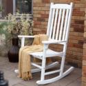 Deals List:  Coral Coast Indoor/Outdoor Mission Slat Rocking Chair