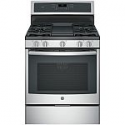 Deals List: GE Profile 5-Burner Freestanding 5.6-cu ft Self-cleaning Convection Gas Range (Stainless Steel)