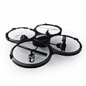 Deals List: UDI U818A 2.4GHz 4 CH 6 Axis Gyro RC Quadcopter (with Camera RTF Mode 2, Battery, Remote, 4x Spare Propeller)
