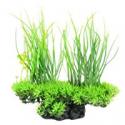 Deals List: Jardin Plastic Emulational Decorative Long Leaf Plant for Aquarium