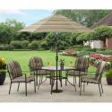 Deals List: Better Homes and Gardens Sunrise Estates 5pc Dining Set