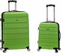 Deals List: Rockland 20 Inch 28 Inch 2PC Expandable ABS Spinner Set