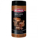 Deals List: Weiman Leather Wipes - Clean and Condition Car Seats, Shoes, Couches and More - 30 Count