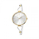 Deals List: Calvin Klein K3V235L6 Selection Silver Dial Ladies Watch