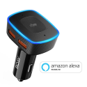 Deals List: Roav VIVA, by Anker, Alexa-Enabled 2-Port USB Car Charger for In-Car Navigation, Hands-Free Calling and Music Streaming. iPhone Users: Update to the latest iOS (11.4) (single item)