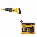 Deals List: DeWALT DCS380B 20V MAX Li-Ion Reciprocating Saw + DeWALT DCB200C Battery Pack & Charger