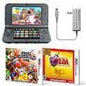 Deals List: Nintendo New 3DS XL Console (Black) w/ Super Smash Bros 3D + Zelda: Ocarina of Time 3D + Free Google Home Mini