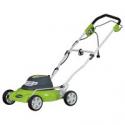 Deals List: Greenworks 18-Inch 12 Amp Corded Lawn Mower 25012