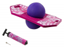 Deals List: Flybar Pogo Ball Trick Board With Grip Tape & Ball Pump For Kids Ages 6 & Up