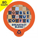Deals List: 80-Count Double Donut Breakfast Blend Coffee K-Cup