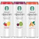 Deals List: 12 Cans 12 Oz Starbucks Refreshers 3 Flavor Variety Pack