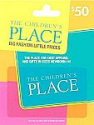 Deals List:  $50 The Children's Place Gift Card