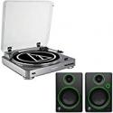 Deals List: Audio-Technica AT-PL60USB USB Turntable + Mackie CR3 Monitors