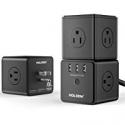 Deals List: 3-pack HOLSEM Smart Cubic Surge Protector