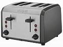 Deals List: Waring Pro - 4-Slice Toaster - Black/stainless steel, CPT-400BKS