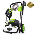 Deals List: Greenworks 1800-PSI 1.1-Gallon-GPM Cold Water Electric Pressure Washer