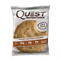 Deals List: 12-Pack Quest Nutrition Protein Cookie, Peanut Butter 15g Protein