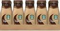 Deals List: 15-Count Starbucks Frappuccino Drinks, Mocha Flavor, 9.5 Ounce Glass Bottles