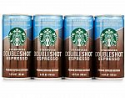 Deals List: 12-pack Starbucks Doubleshot, Espresso + Cream, 6.5 Ounce