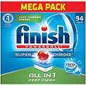 Deals List: Finish - All in 1-94ct - Dishwasher Detergent - Powerball - Dishwashing Tablets - Dish Tabs