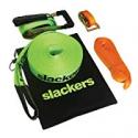 Deals List: Slackers 50-Feet Slackline Classic Set w/Bonus Teaching Line