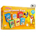 Deals List: Kelloggs Breakfast Cereal Assortment Pack, 30-Count