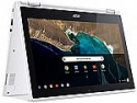Deals List: ASUS Chromebook Flip C213SA-YS02-S with Stylus EMR Pen, 11.6 inch Ruggedized & Spill Proof, Touchscreen, Intel Dual-Core N3350, 4GB DDR4 RAM, 32GB Flash Storage, USB Type-C, Supports Android Apps