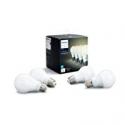 Deals List: 4-Pack Philips Hue White A19 60W Equivalent LED Smart Bulb