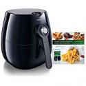 Deals List: Philips HD9220/28 Viva Airfryer (1.8lb/2.75qt), Black Fryer