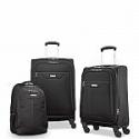 "Deals List: Samsonite Tenacity 3 Piece Luggage Set (25"", 21"", Backpack)"