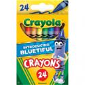 Deals List: 2-Pack Bluetiful Crayola Classic Crayon 24 count