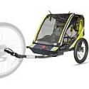 Deals List: Deluxe 2-Child Bike Trailer