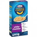 Deals List: Kraft Macaroni and Cheese Dinner, White Cheddar, 7.25 Ounce Box (Pack of 8 Boxes)