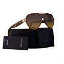 Deals List: Prada Yellow Aviator Sunglasses PR 01US VY60D4